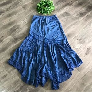 PAPA VANCOUVER Boho Maxi skirt - NEW 😍☀️